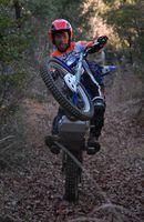 バイクに乗るときはテンション高めで!